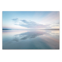 Bellingham Bay Clouds Reflection I Wall Art Print