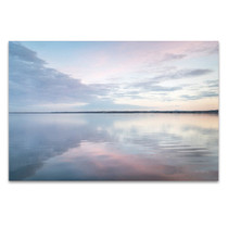 Bellingham Bay Clouds Reflection II Wall Art Print