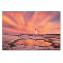 Peggys Cove Nova Scotia Wall Art Print