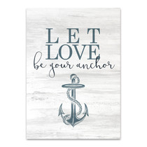 Let Love Hope I Wall Art Print