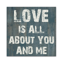 Pure Love Wall Art Print