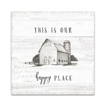 The Farm Life Wall Art Print