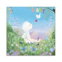 Baby II Wall Art Print