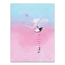 Fairy Cake Wall Art Print