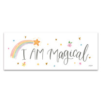 Magical Friends VI Wall Art Print