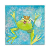 The Frog I Wall Art Print