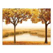 Golden Morning II Wall Art Print