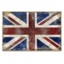 The England Flag Wall Art Print
