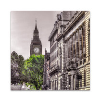 London Tree Wall Art Print