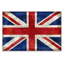 United Kingdom Flag Wall Art Print