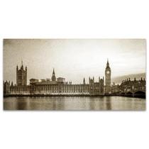 Vintage Big Ben Wall Art Print