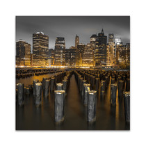 New York III Wall Art Print