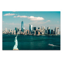 New York Statue of Liberty Wall Art Print