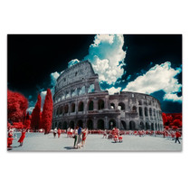 Rome Colosseum Wall Art Print
