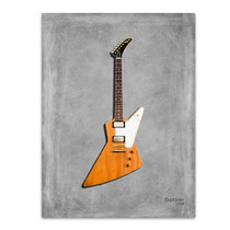 Gibson Explorer 58 Wall Art Print