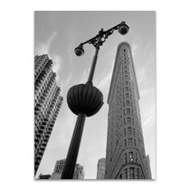 New York Flatiron I Wall Art Print