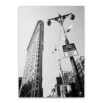 New York Flatiron II Wall Art Print
