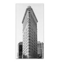 New York Flatiron III Wall Art Print