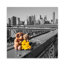 New York I Wall Art Print