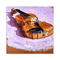 Violin Wall Art Print
