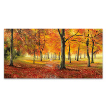 Autumn Impression Wall Art Print