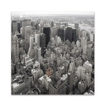 New York the Polish Embassy Wall Art Print