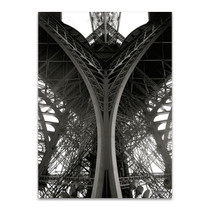 Paris Eiffel II Wall Art Print