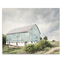 Late Summer Barn I Wall Art Print