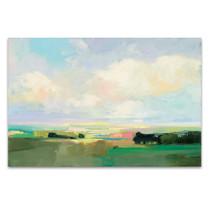 Summer Sky I Wall Art Print