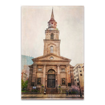 Arlington Church Wall Art Print