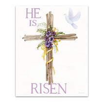Easter Blessing Saying II Wall Art Print