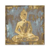 Meditating Buddha Wall Art Print