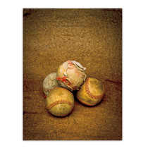 Game Ball Wall Art Print