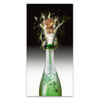 Splashing Cork I Wall Art Print
