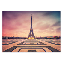Awakening Paris Wall Art Print