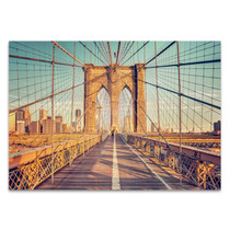 Brooklyn Bridge Wall Art Print