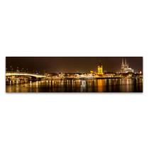 Cologne Skyline Wall Art Print