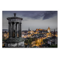 Edinburgh Wall Art Print