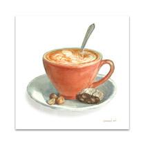 Wake Me Up Coffee III Wall Art Print