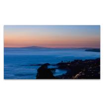 Laguna Coastline Wall Art Print