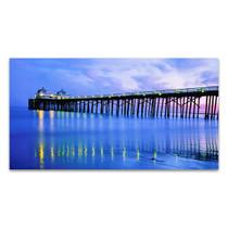 Malibu Pier Wall Art Print