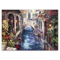 Venice Bridge Wall Art Print