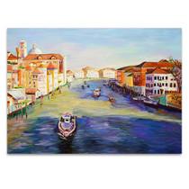 The Venice Canal Wall Art Print