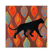 African Animal II Wall Art Print