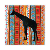 African Animal III Wall Art Print