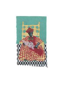 African Royals III Wall Art Print