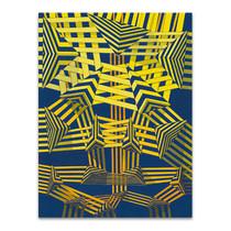 Yellow Arrow Wall Art Print
