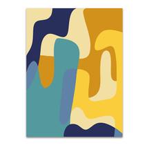 Vibrant Theory II Wall Art Print