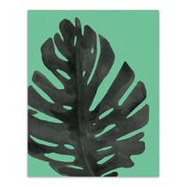 Tropical Palm I Wall Art Print