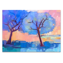 Forest Trees Wall Art Print